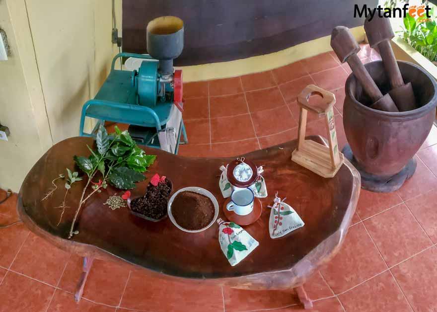 La Fortuna coffee tour