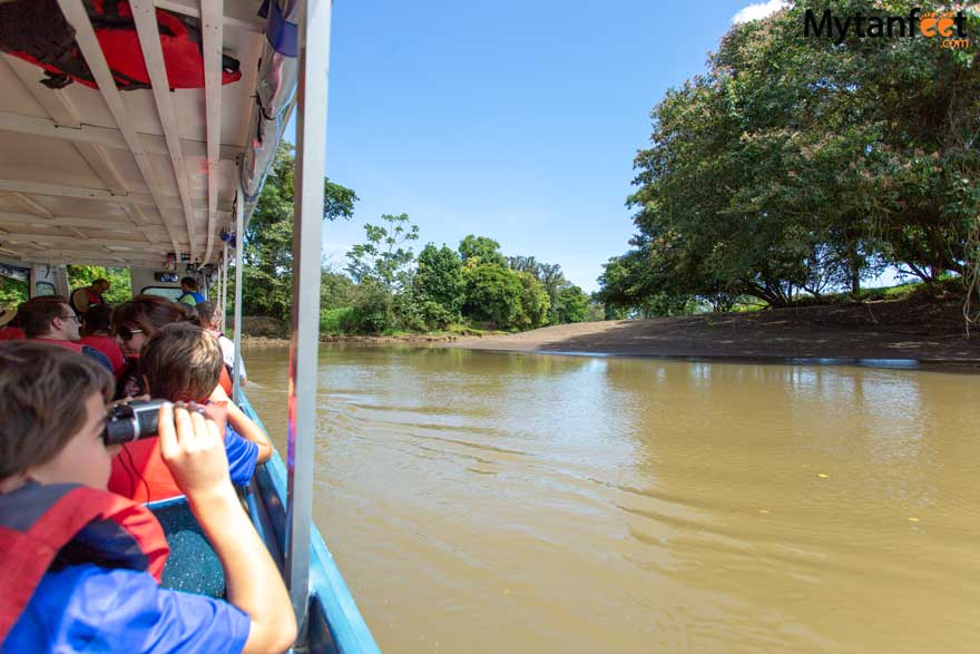 Tortuguero Packages - Tortuguero boat ride
