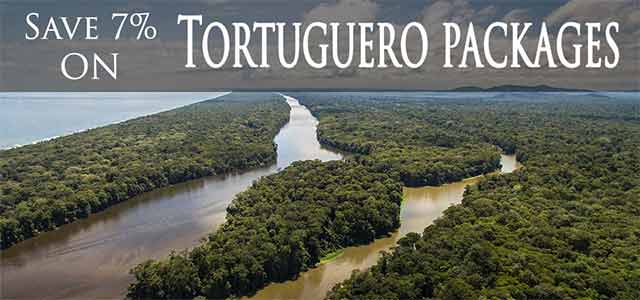 Tortuguero Packages - Get 7% OFF