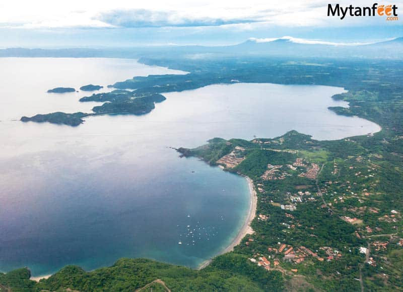 Best places in Costa Rica - Gulf of Papagayo