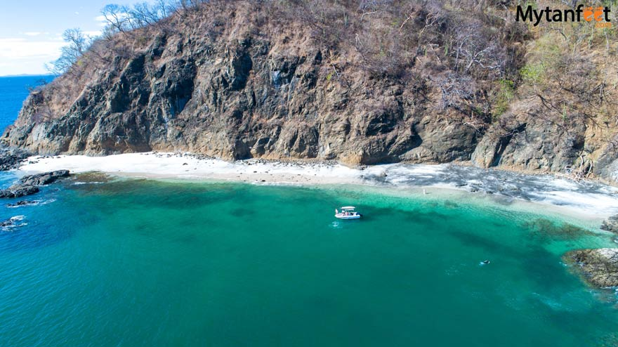 Gulf of Papagayo beaches