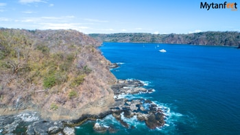 Gulf of Papagayo dry season