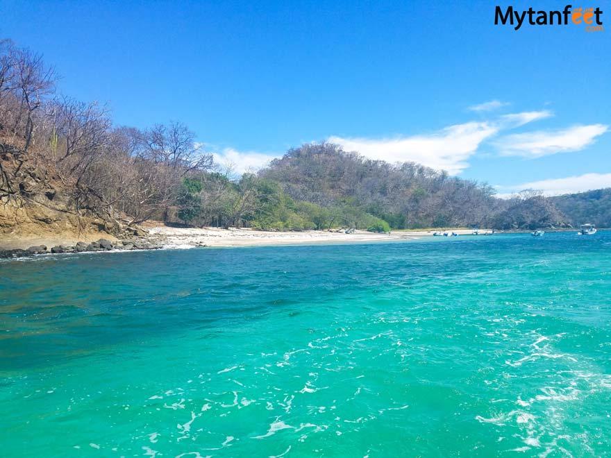 Gulf of Papagayo weather