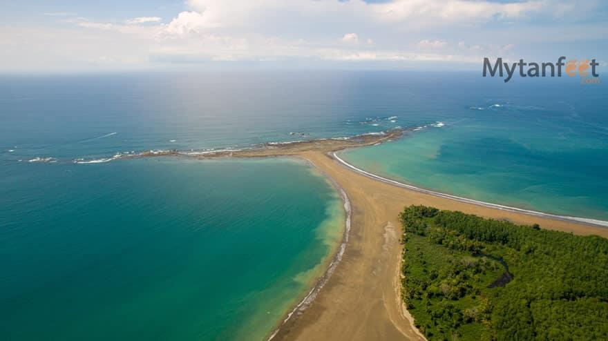 Uvita Costa Rica Whales Tail Marino Ballena National Park