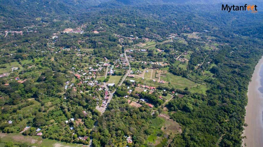 Uvita Costa Rica town