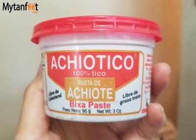 achiotico