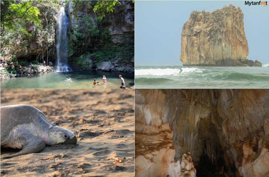 Guanacaste national parks