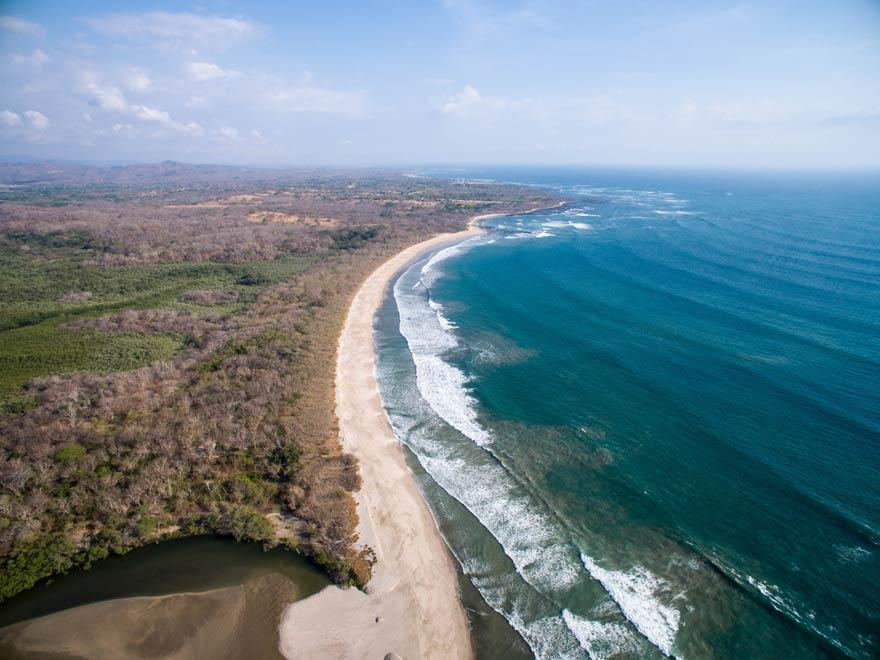Playa Langosta Guanacaste, Costa Rica