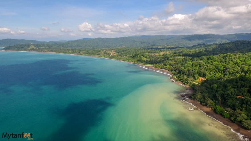 Drake Bay is a beautiful, remote part of the Osa Peninsula in Costa Rica, that is the perfect homebase to explore Corcovado National Park