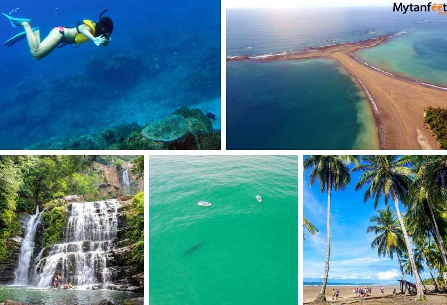 1 month Costa Rica itinerary - uvita