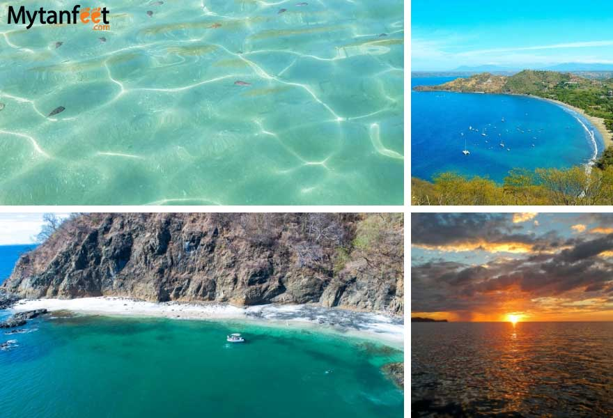 1 month Costa Rica road trip itinerary - Playa Hermosa