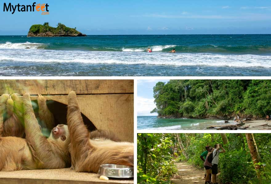 1 month Costa Rica road trip itinerary - puerto viejo