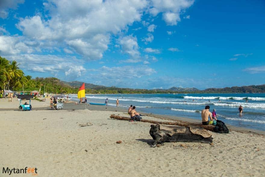 1 month Costa Rica road trip itinerary - samara
