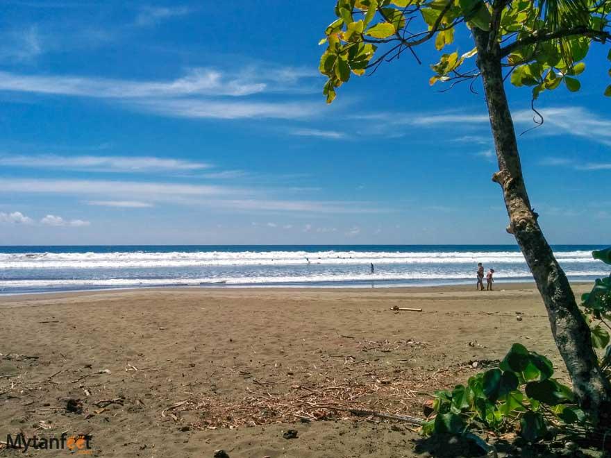 Playa Linda beach