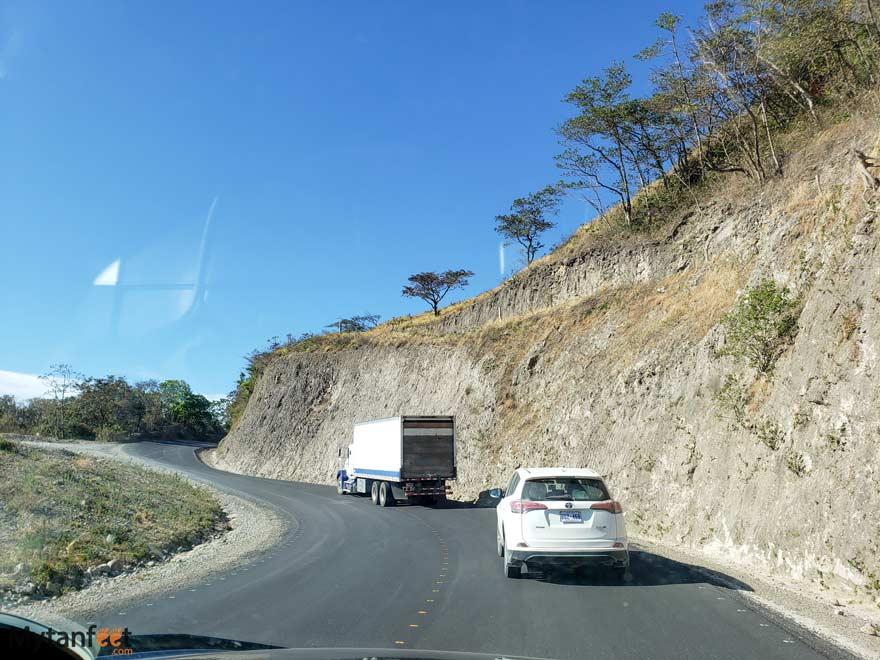 Route 606 Monteverde
