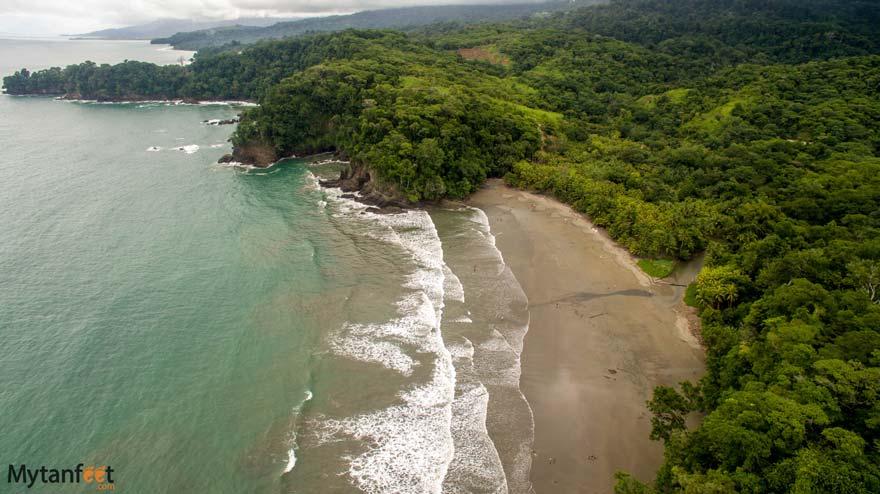 Playa Ventanas beach