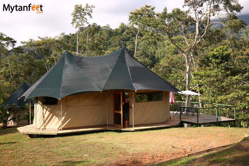 Costa Rica glamping