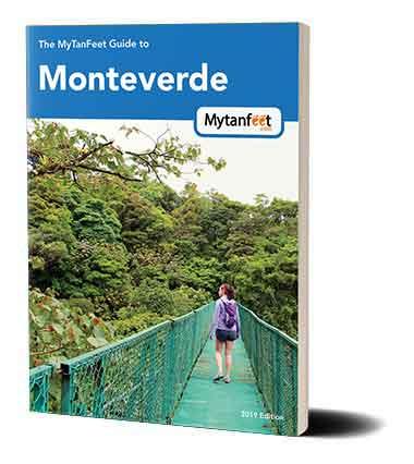 Costa Rica city guides - Monteverde