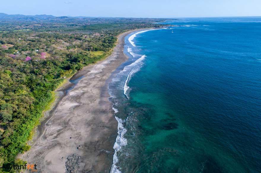 Playa Junquillal beach