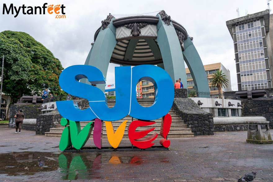 San Jose is the capital city of Costa Rica