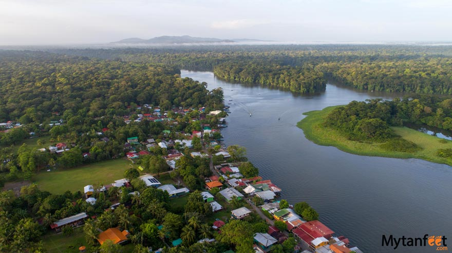 Tortuguero: a small village in the North Caribbean of Costa Rica, great for wildlife and nature