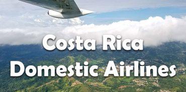 Costa Rica Domestic Flights featured