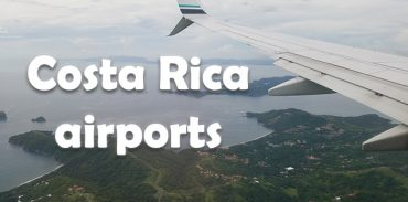 Costa Rica airports featured