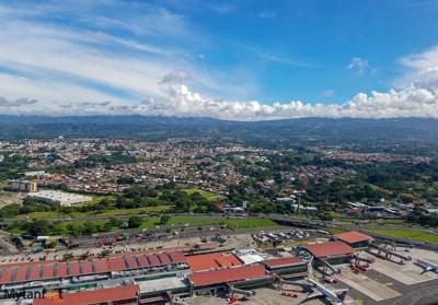 Costa Rica domestic airlines - San Jose Airport