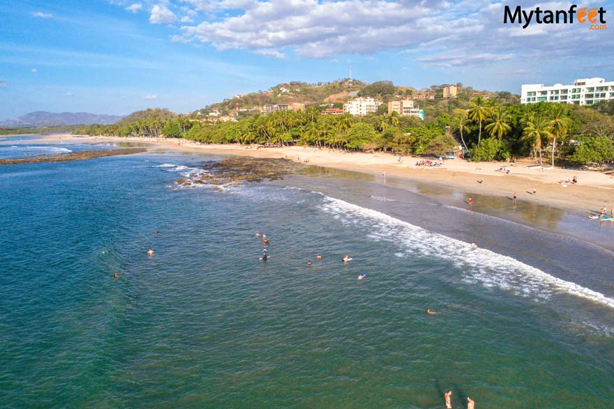 How to get to Tamarindo from Liberia Airport