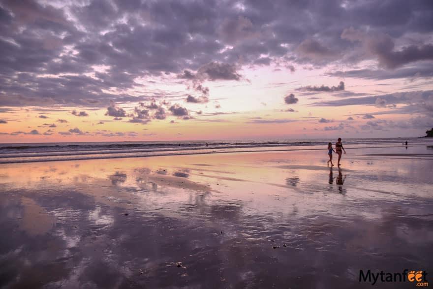Playa Hermosa sunset Uvita