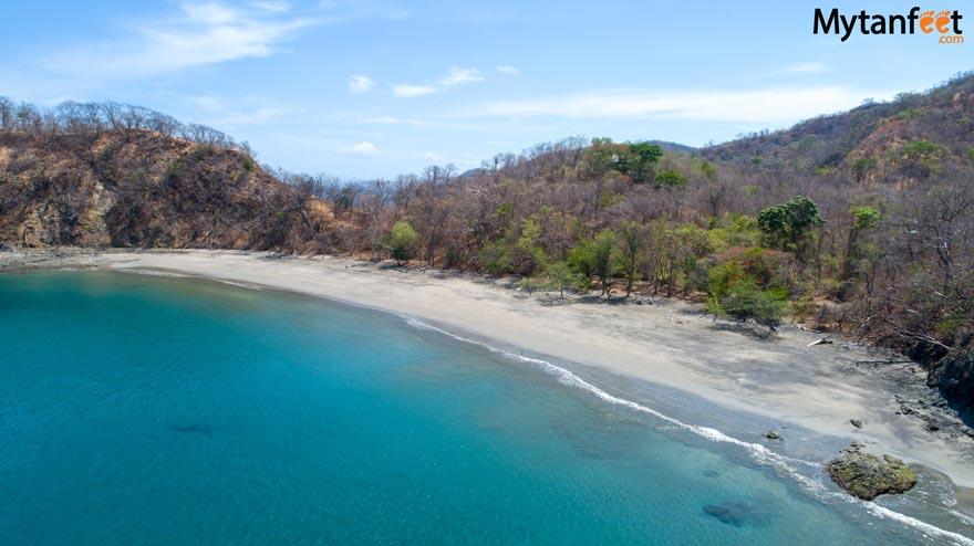 Guacamayita beach