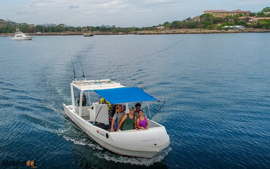 Life is Better at Sea - flamingo snorkeling excursions
