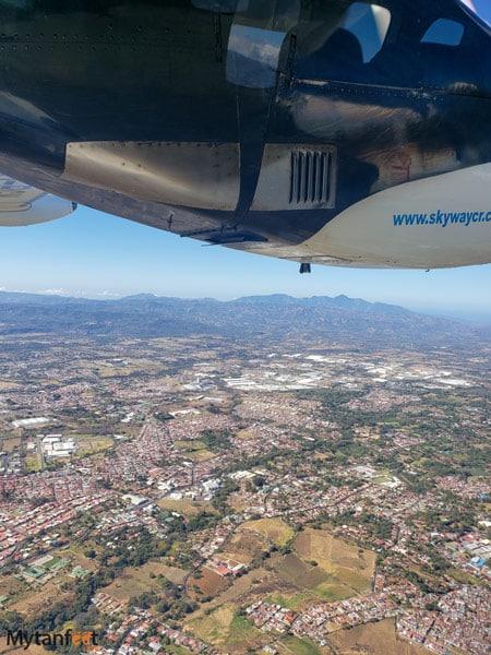 Costa Rica domestic flights - Skywaycr