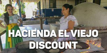 Hacienda El Viejo discount featured