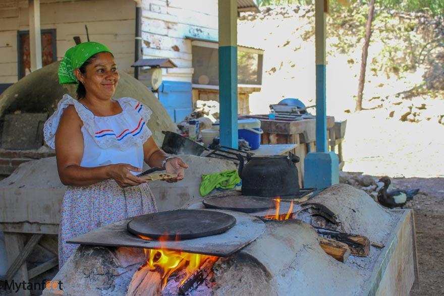 Hacienda El Viejo tortillas