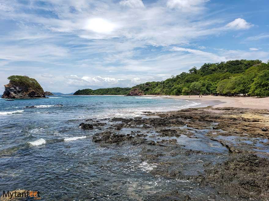 Playa Bahia de los Piratas and Playa Real