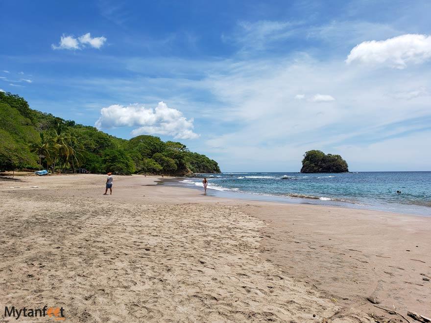 Playa Bahia de los Piratas beach