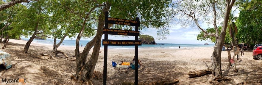 Playa Bahia de los Piratas