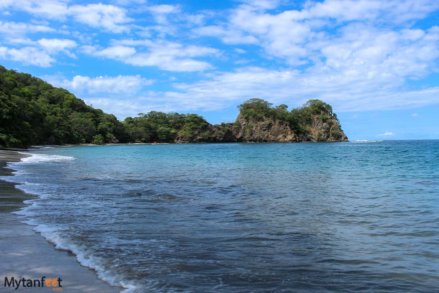 the waters of gulf of papagayo