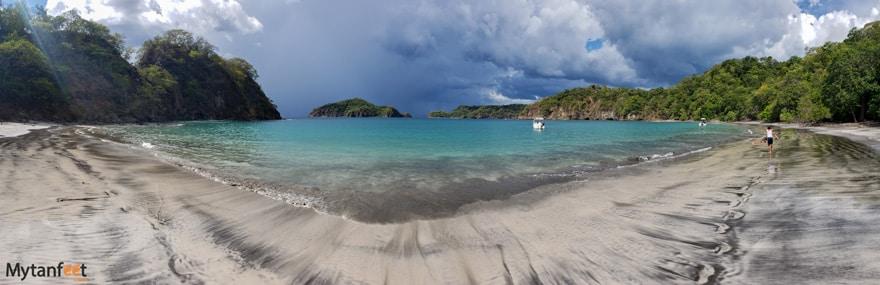Panorama picture of Playa Huevo Guanacaste