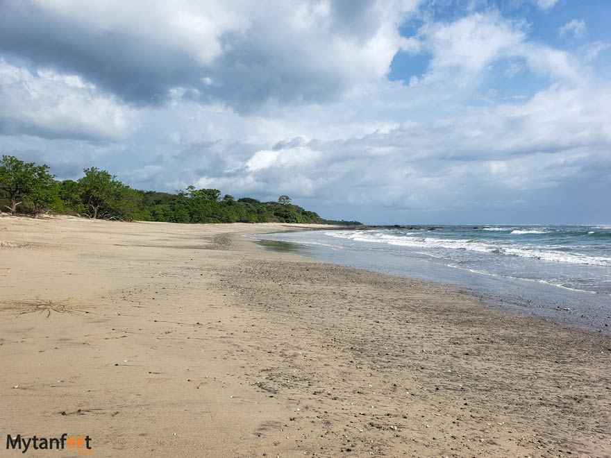Playa Lagartillo beach