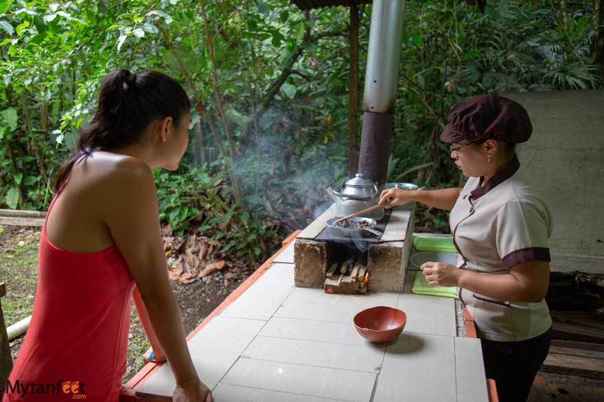 Chocolate tour with Costa Rica Best chocolate