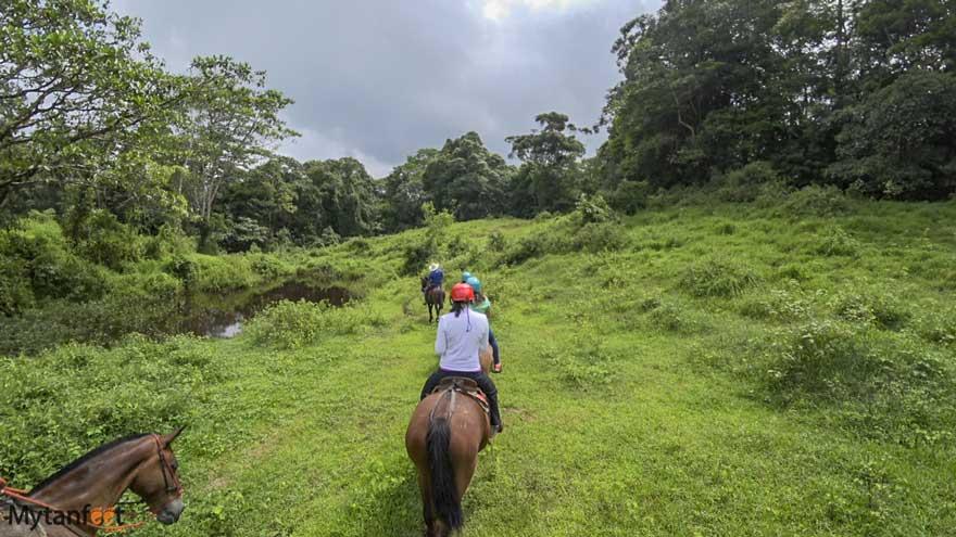 horseback riding in sarapiqui - things to do in sarapiqui