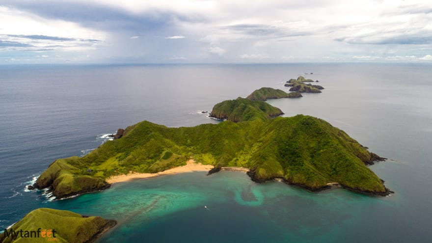 Bat Islands costa rica