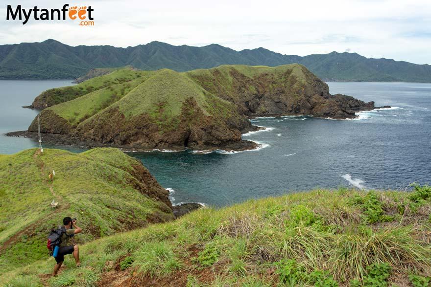 Bat Islands trail