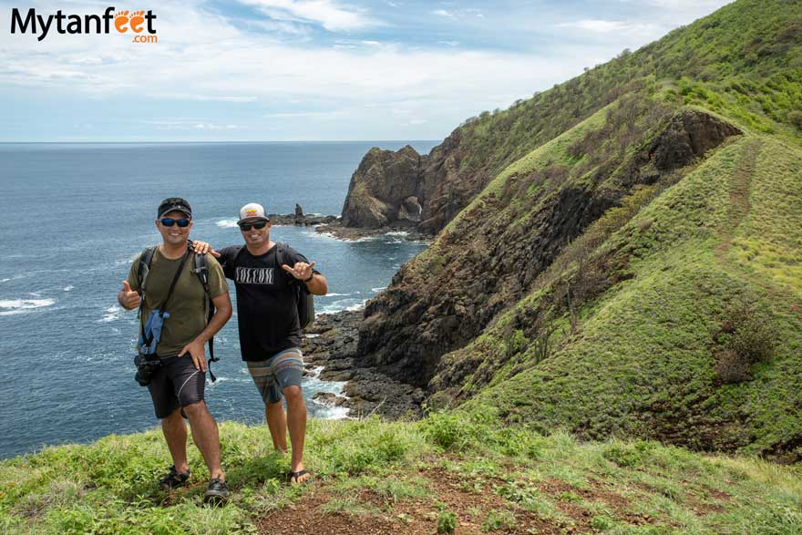 Bat Islands viewpoints