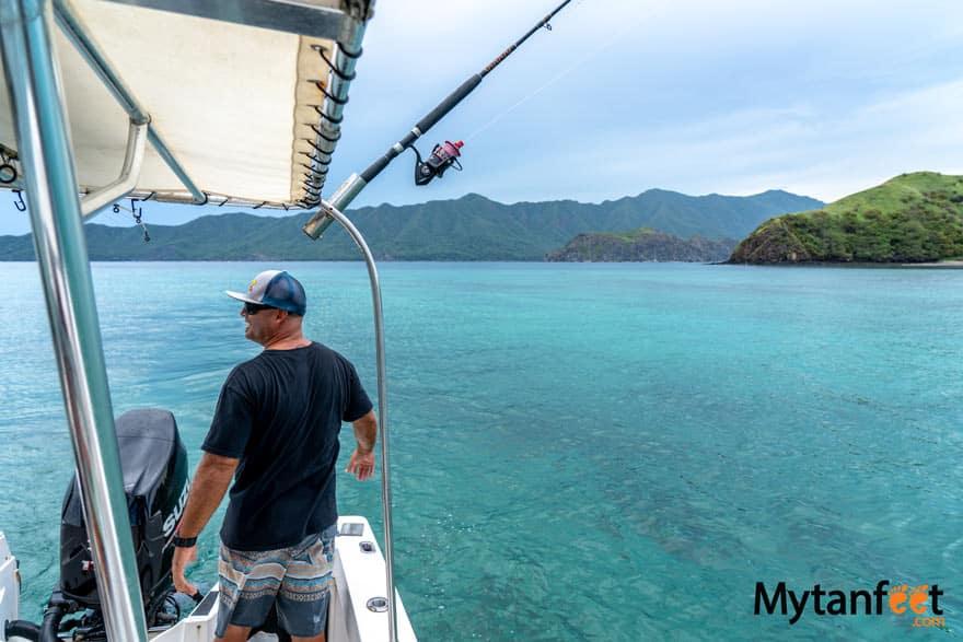 Bat Islands water