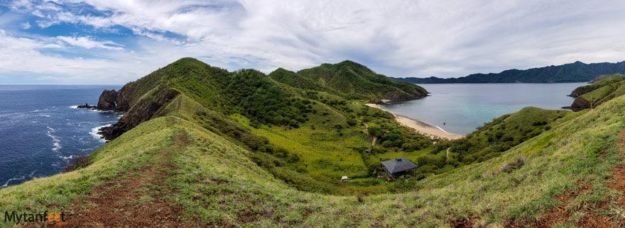 Bay Islands panorama