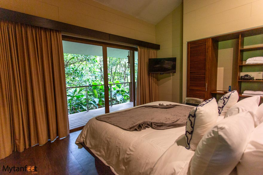 El Silencio Lodge and Spa 2 bedroom suite