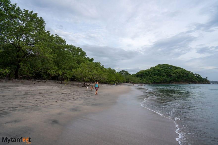 prieta beach in july